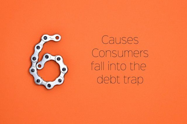 6-causes-consumers-fall-into-the-debt-trap-Debt-counselling-Solutions