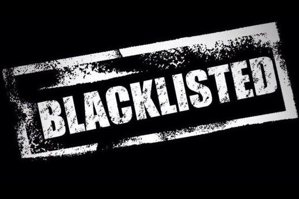 Blacklisted companies in Johannesburg