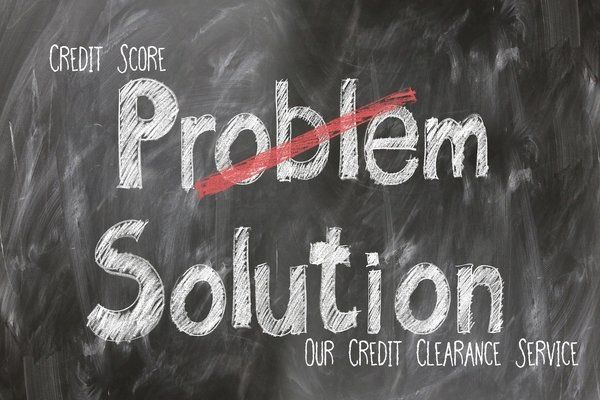 Credit Score problems credit clearance and credit bureau clearance