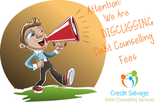 Debt Counselling Fees - 2019