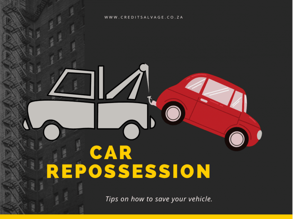 Car repossession How to save your vehicle Today