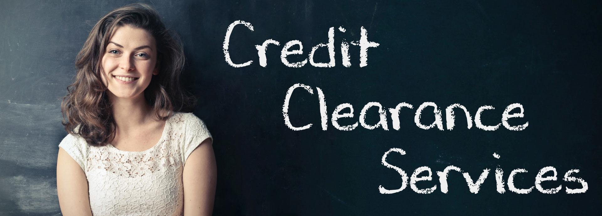 credit clearance header
